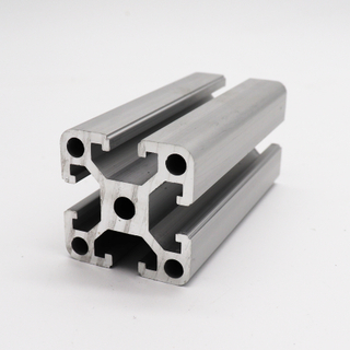 Wholesale Anodized 3030 extrusion t Slot 30x30mm Industrial Aluminium Profile supplier